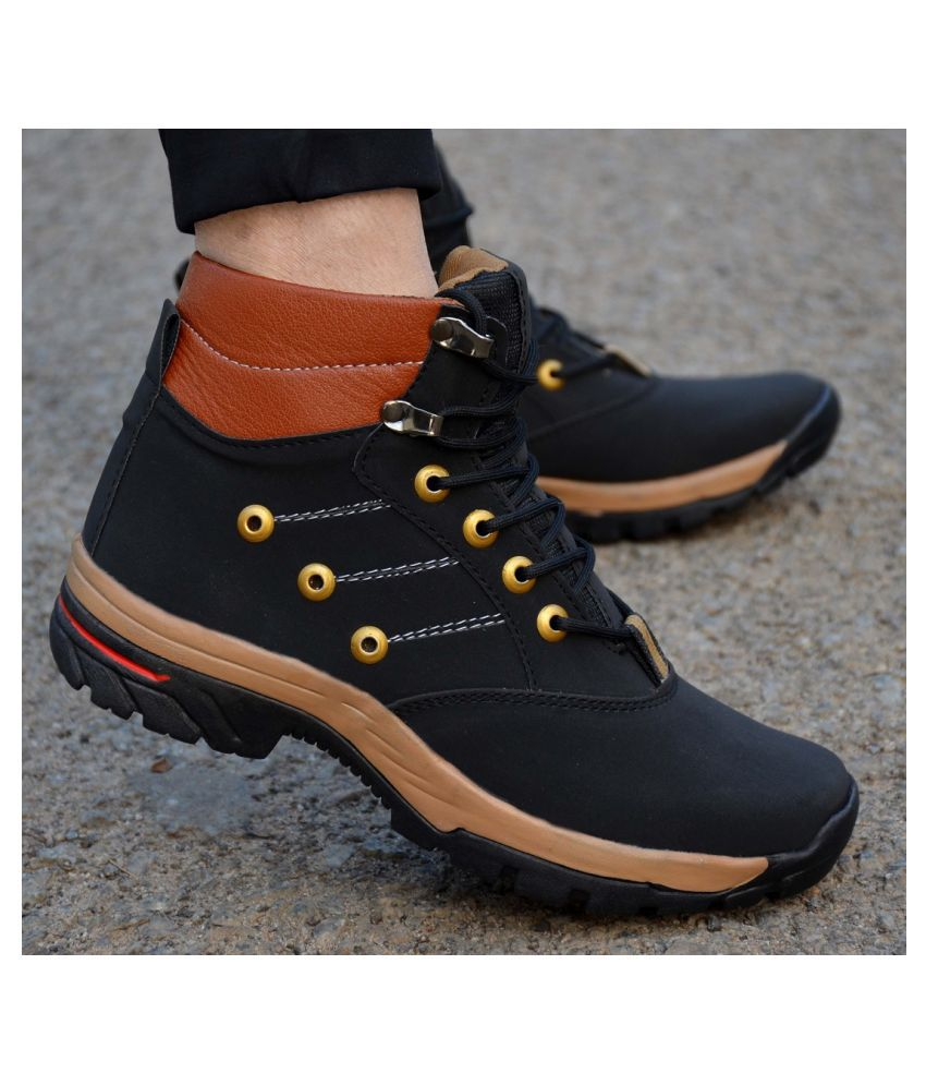 Aadi Outdoor Blue Casual Shoes