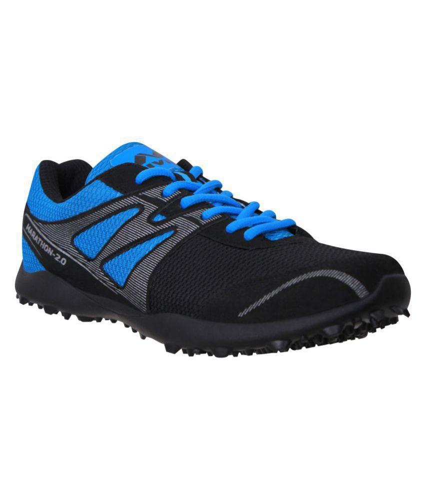 Nivia Marathon Running Shoes Blue: Buy