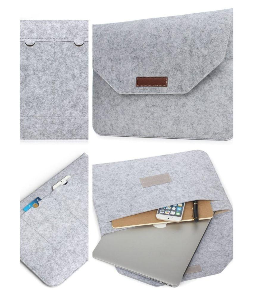 Pujya designs Off-White Laptop Sleeves