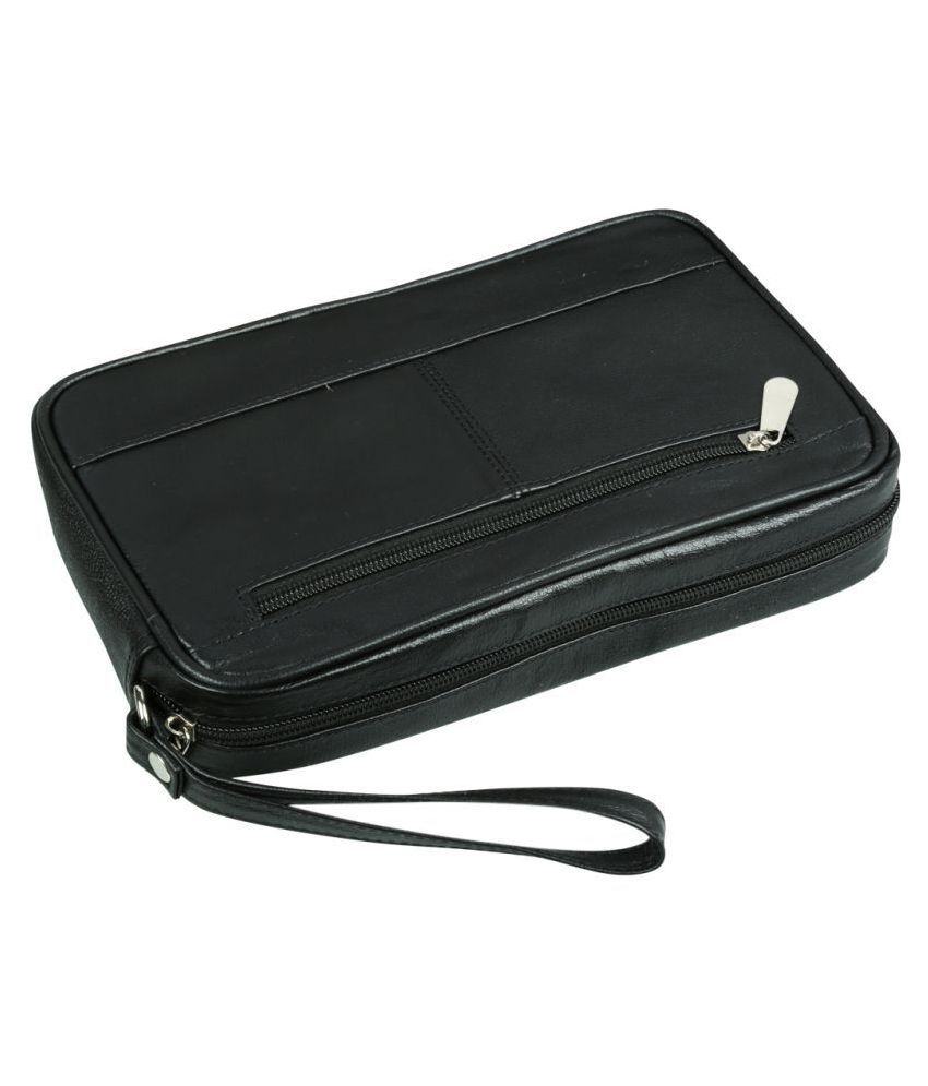 Style 98 Leather Lunch Bag