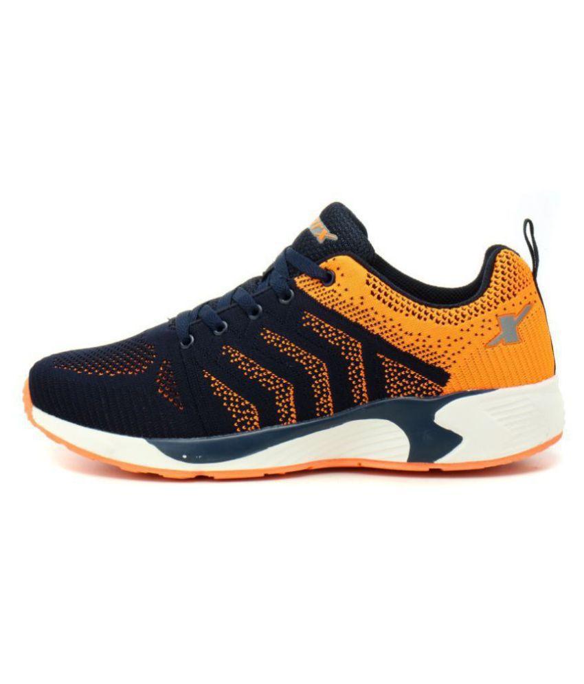 Sparx Men SM-332 Black Running Shoes