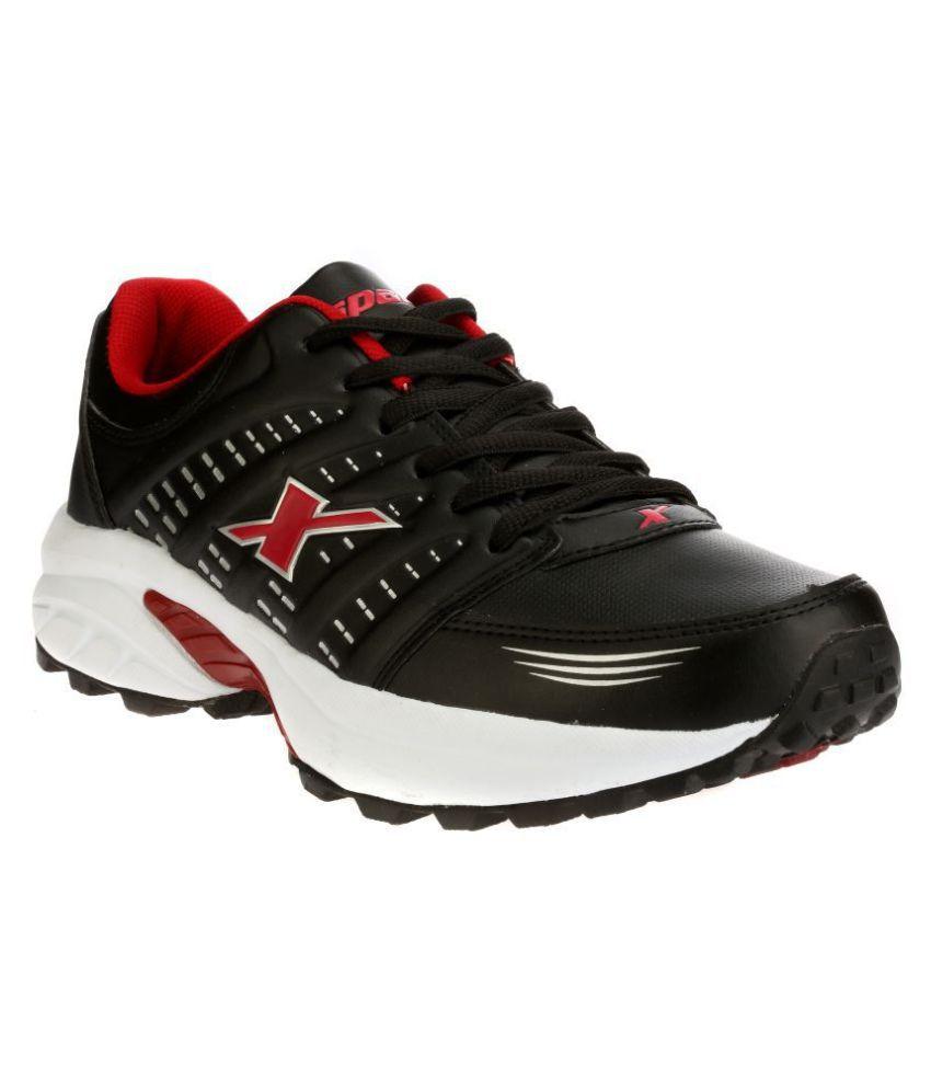 Sparx SM-241 Black Running Shoes - Buy