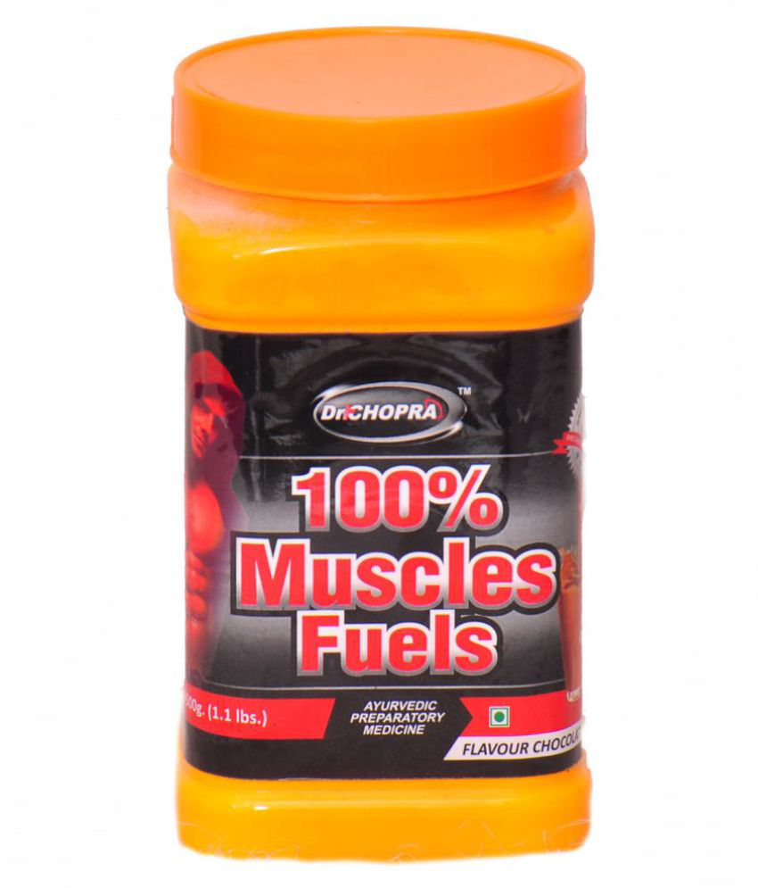 Ayurveda Cure 100% Muscles Fuels 500 gm Mass Gainer Powder