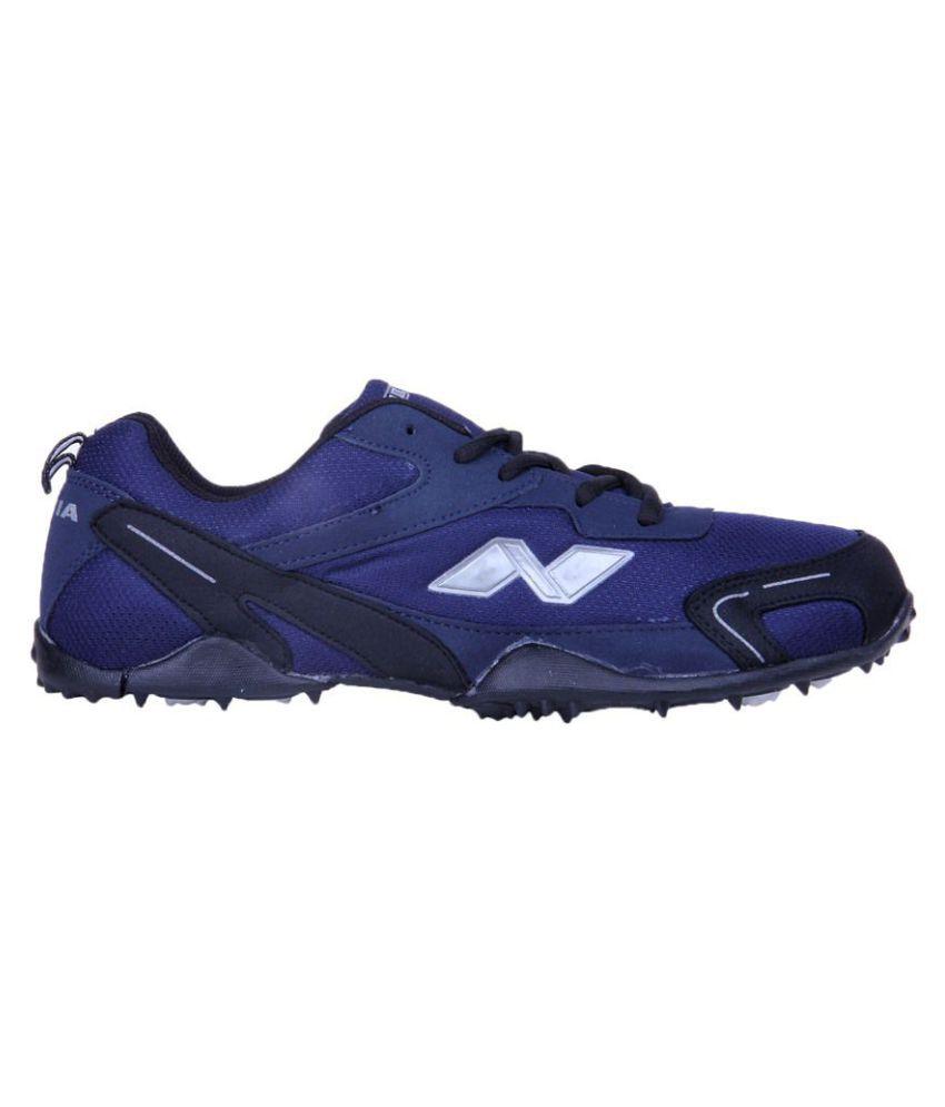 Nivia N/A Running Shoes Blue: Buy