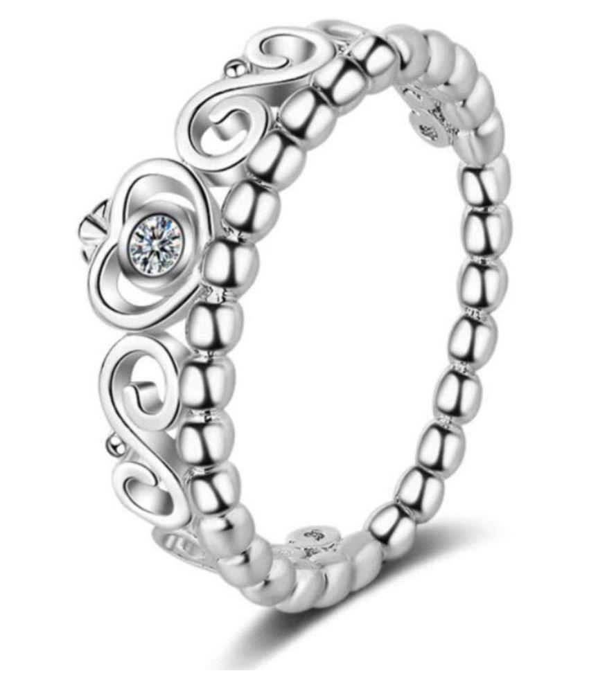 Bohemian Oxidized Ring for Women & Girls (7)