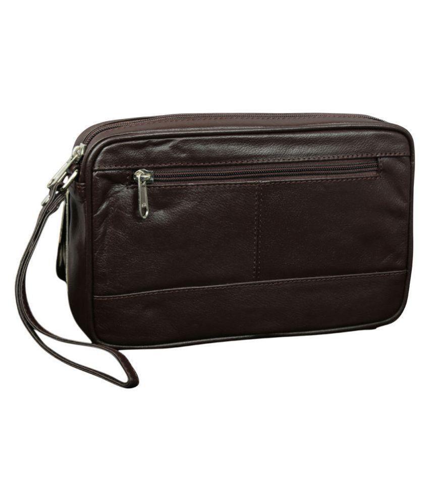 Style 98 Brown Travel Kit