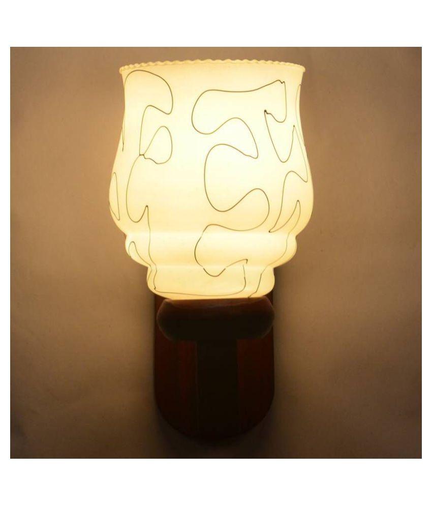 AFAST Decorative & Designer Wall Light Multi - Pack of 1