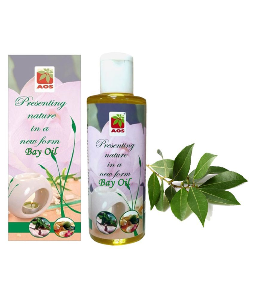 AOS Products Pure Bay Essential Oil 200 mL