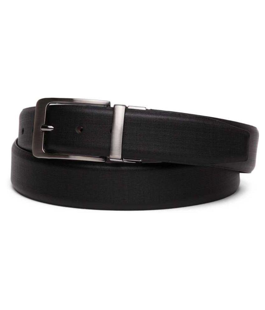 U+N Multi Leather Formal Belt