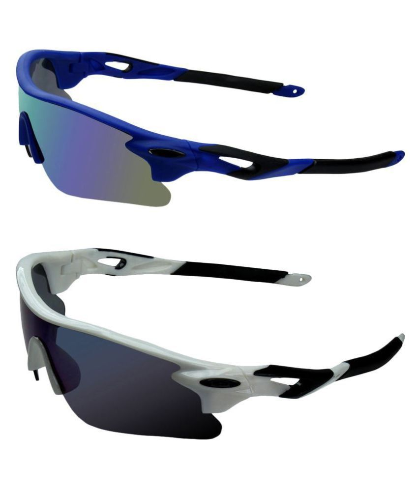 Zyaden Sunglasses Combo ( 2 pairs of sunglasses )