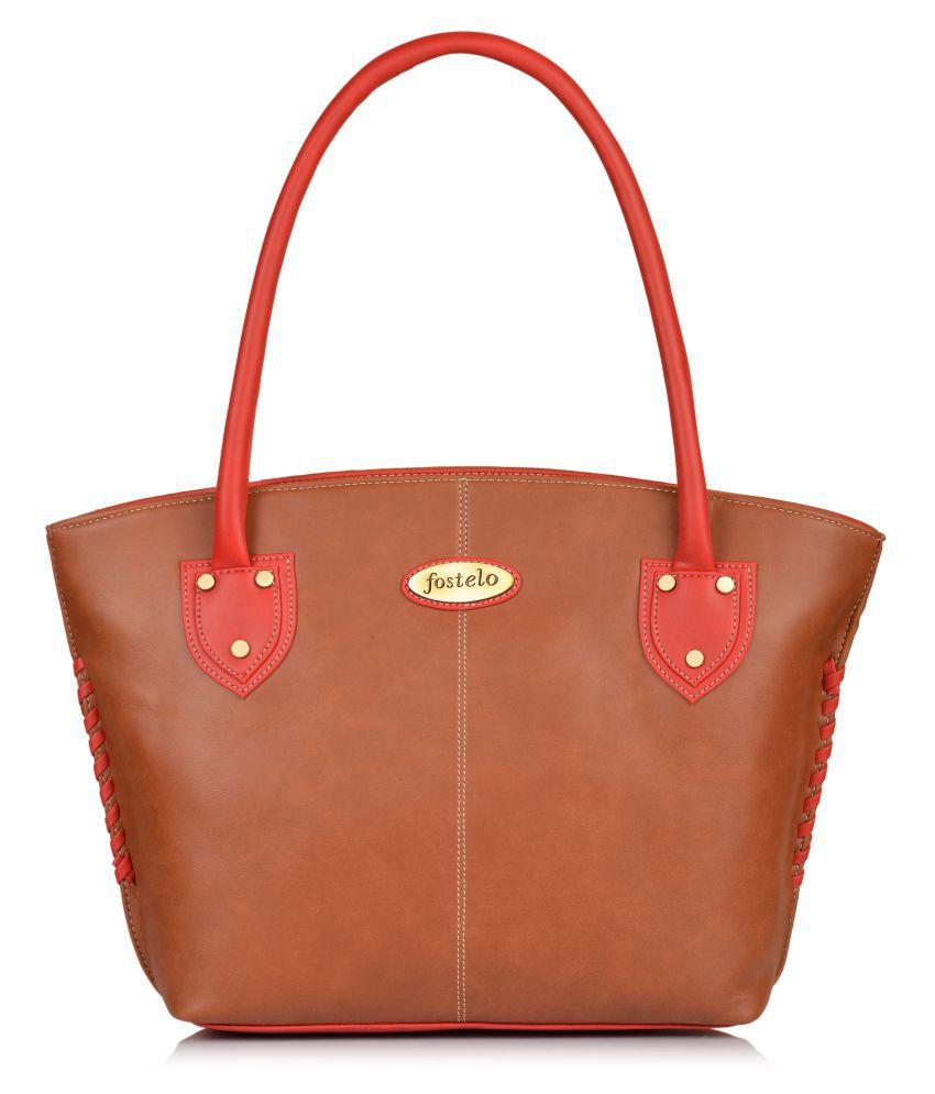 Fostelo Multi P.U. Shoulder Bag