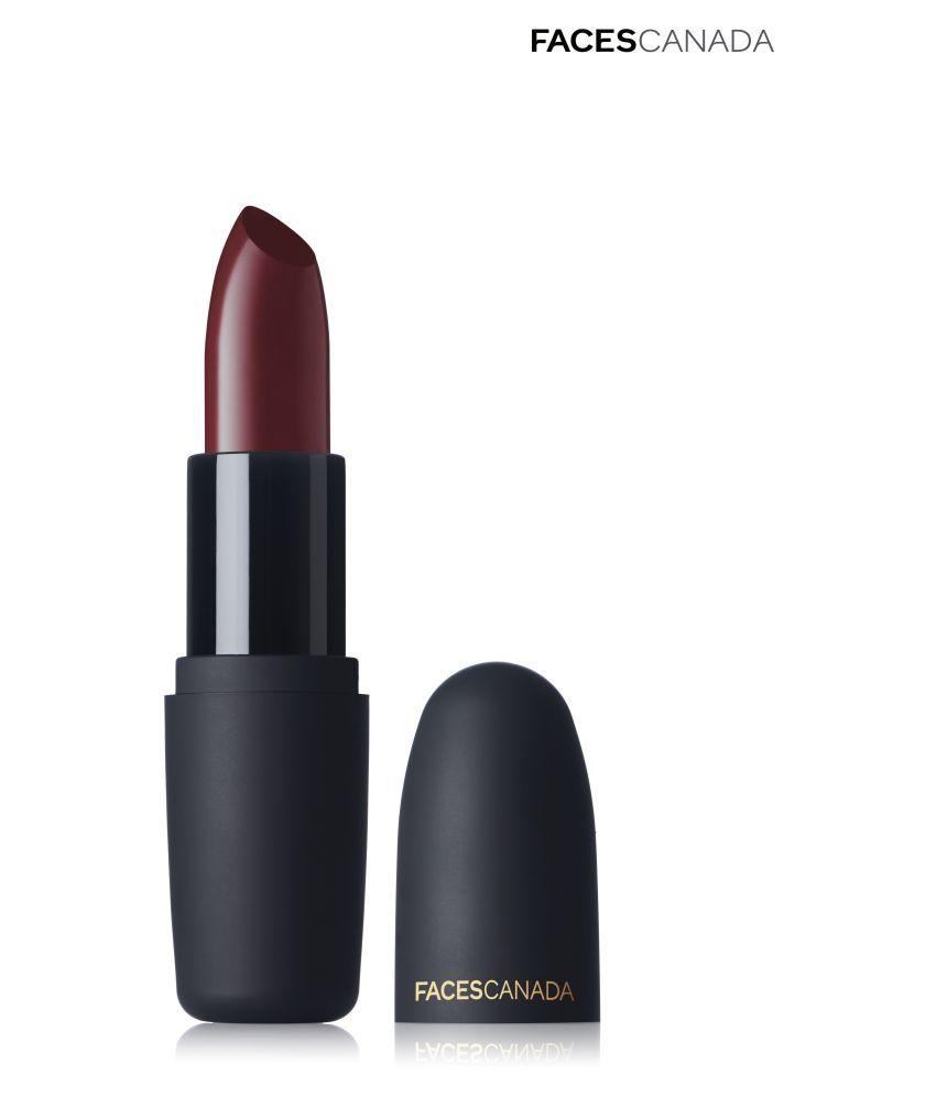 Faces Canada Lipstick Wine 4 g
