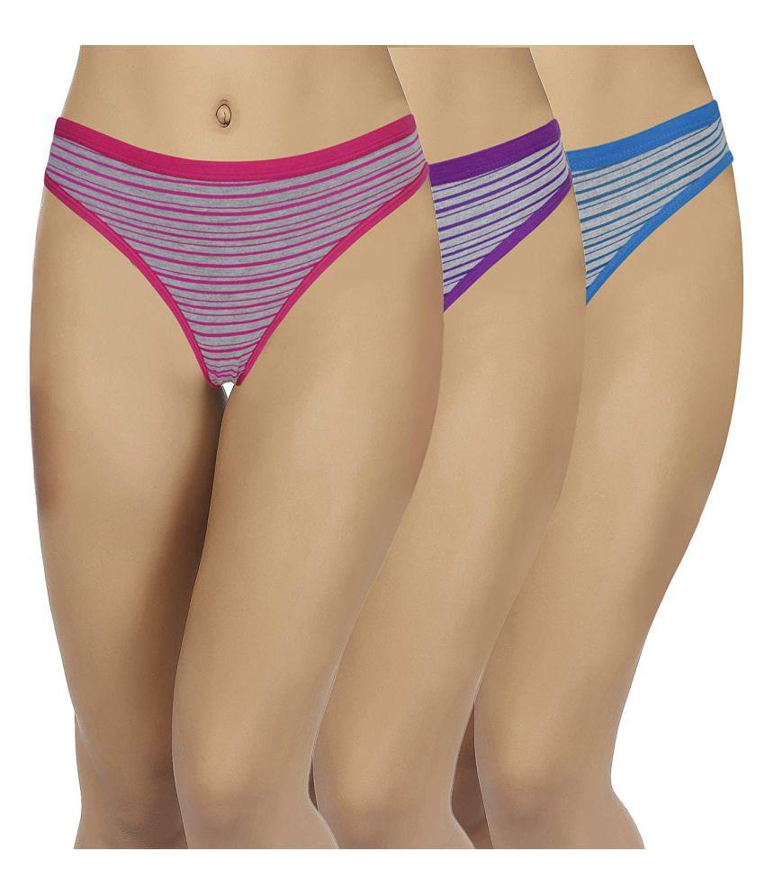 Good Connection Cotton Bikini Panties