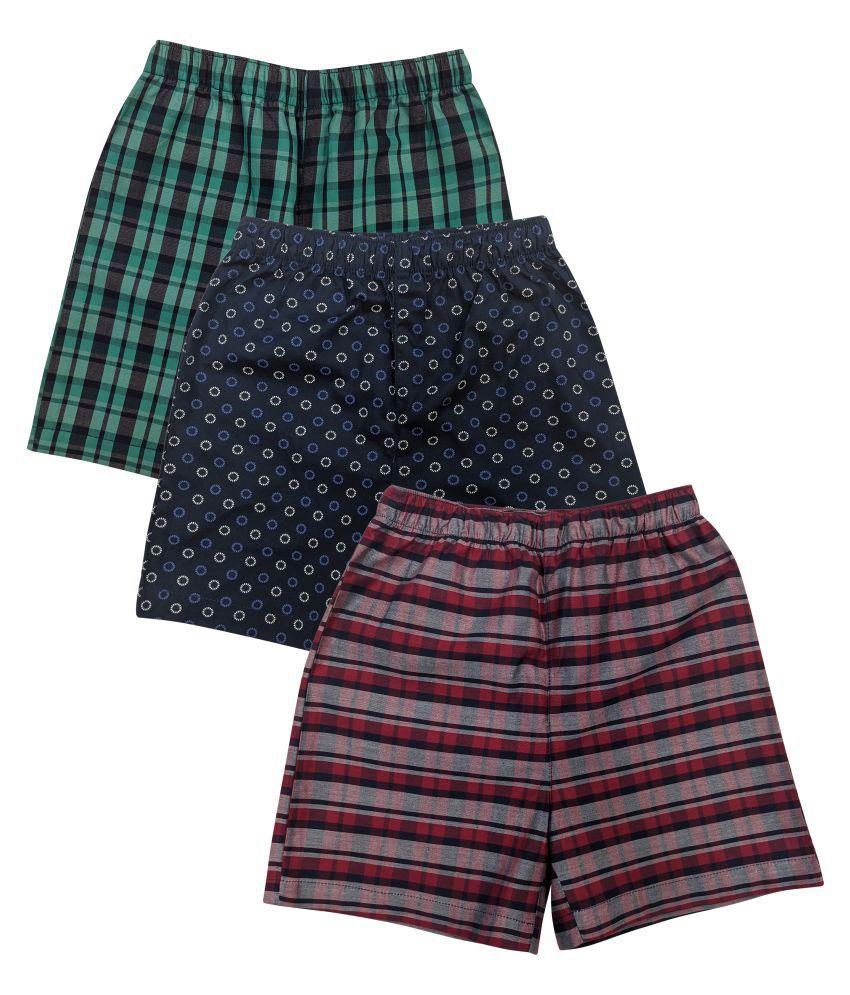 Little Dino Boys Boxers, 100% cotton, LD 03, sizes 5yrs