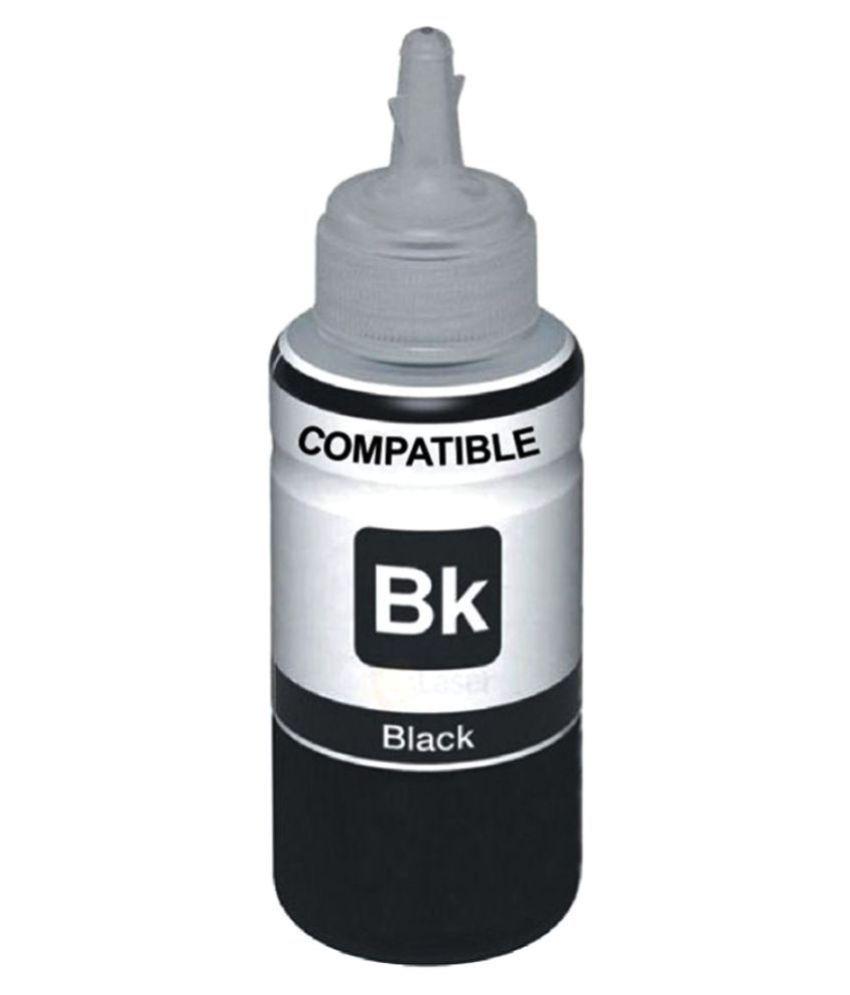 PRASH For Epson L210 Black Single Ink bottle for INK BOTTEL FOR EPSON L100/L110/L200/L210/L220/L300/L350/L355/L365/L550/L565  BLACK