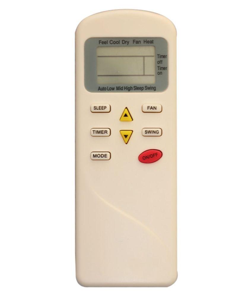 Upix 41 AC Remote Compatible with Videocon AC