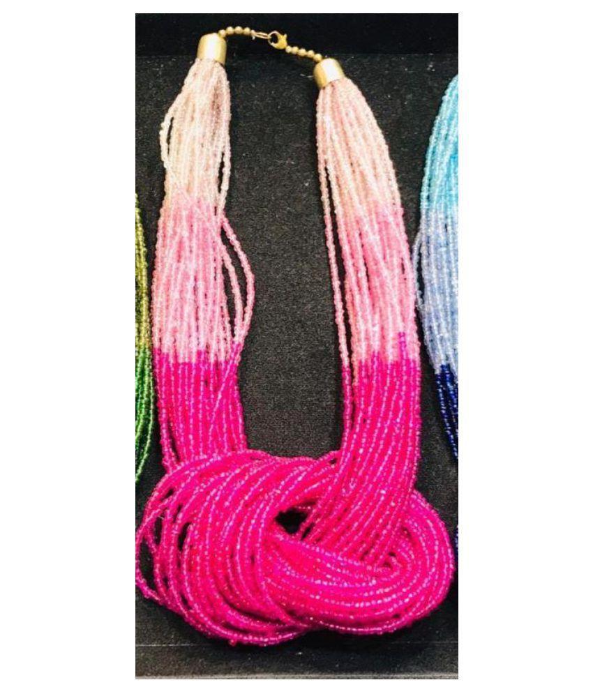 NETRA DESIGNS Pink