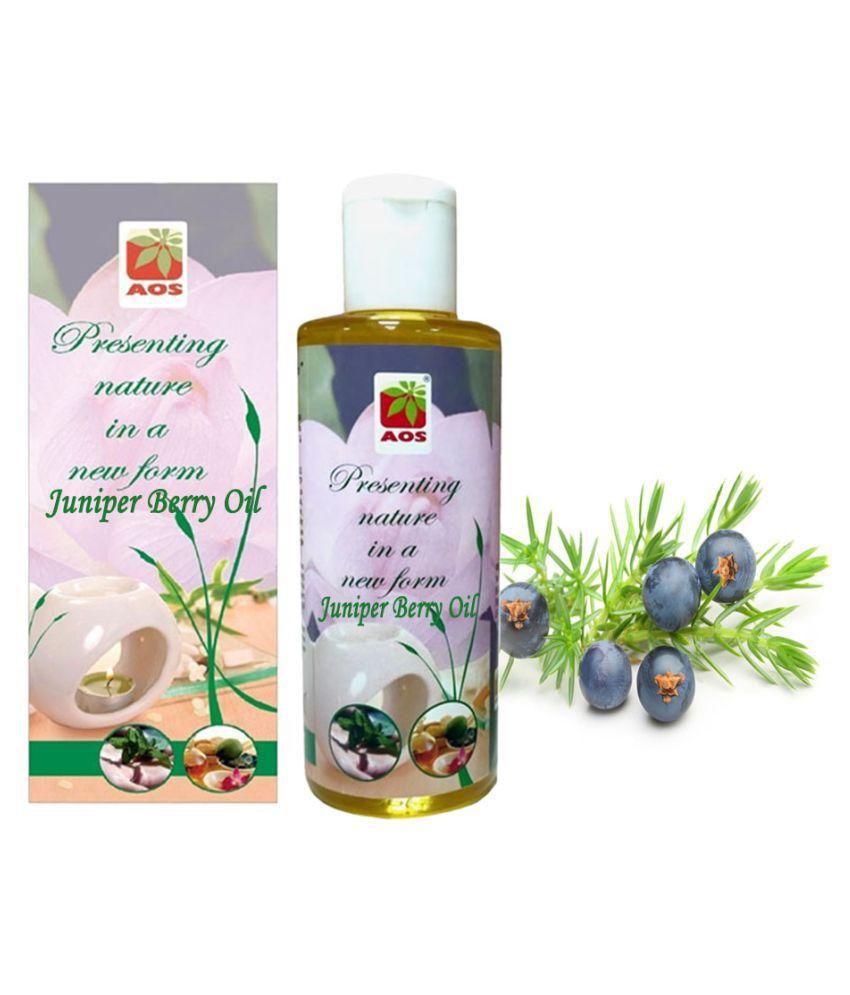 AOS Pure Juniper Berry Essential Oil 100 mL