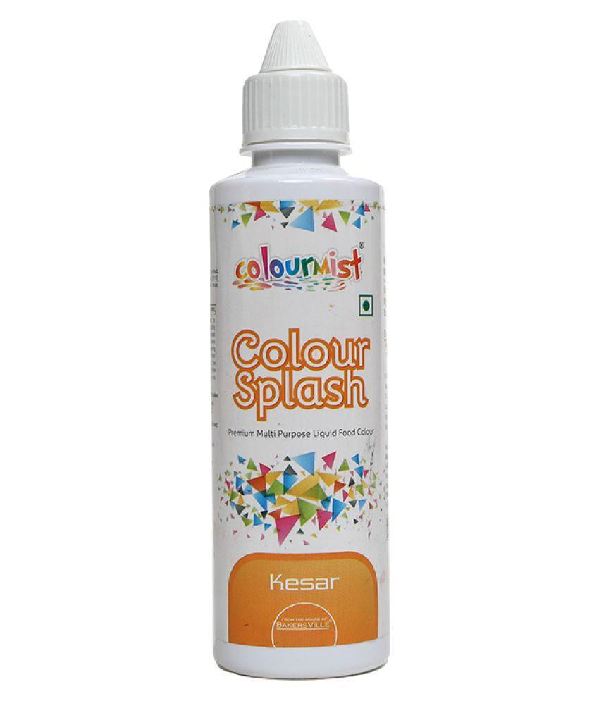 Colourmist Colour Splash (Kesar), 200 g