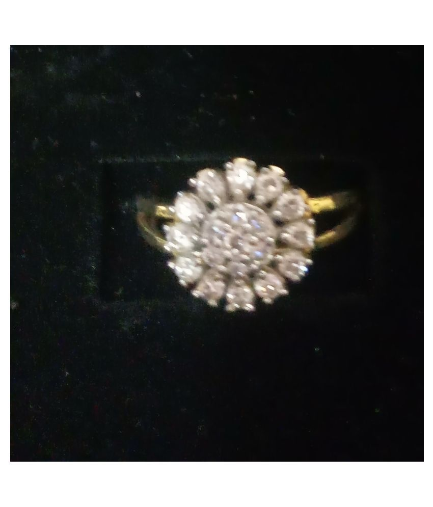 FLOWER AD RING