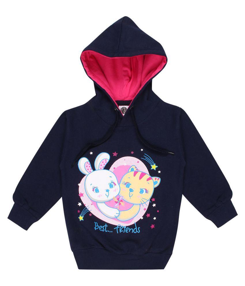 Kids magic Boys Girls Hooded Sweatshirt