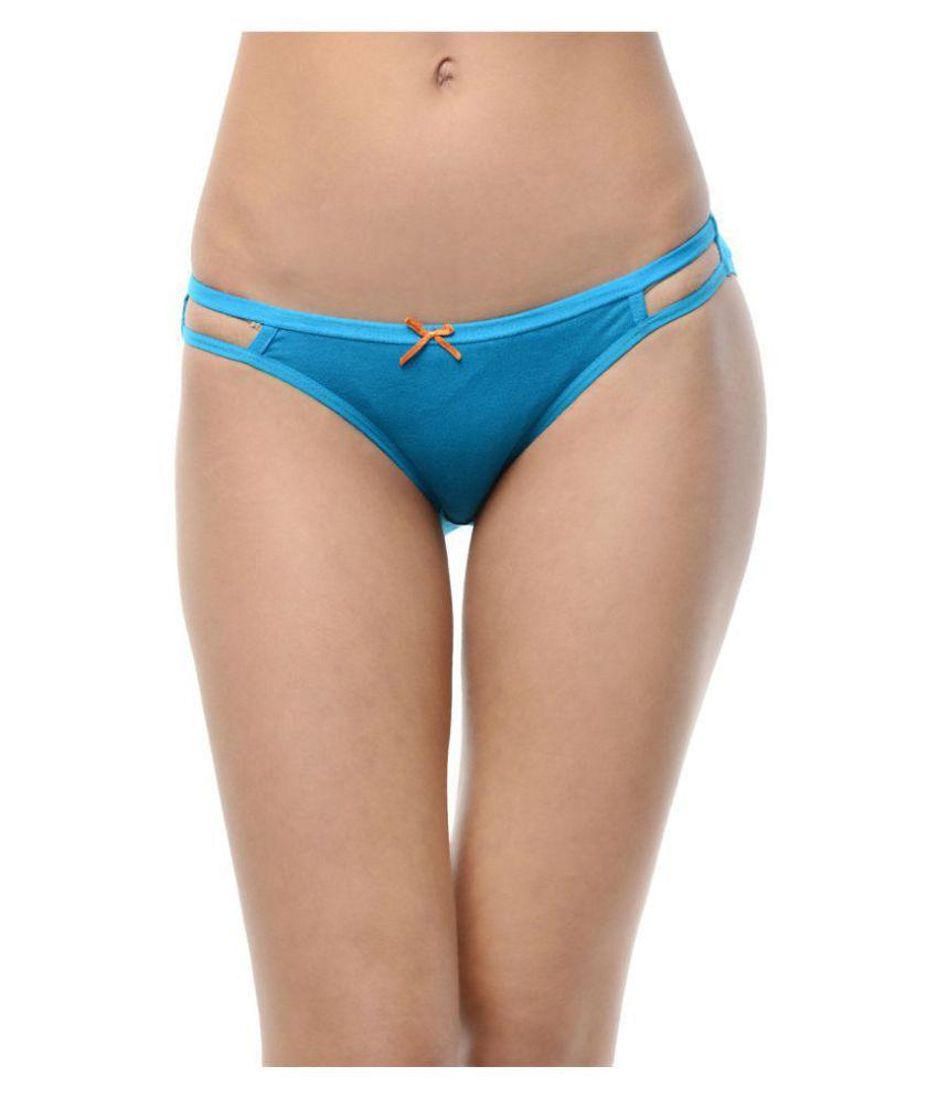 Leading Lady Cotton Bikini Panties