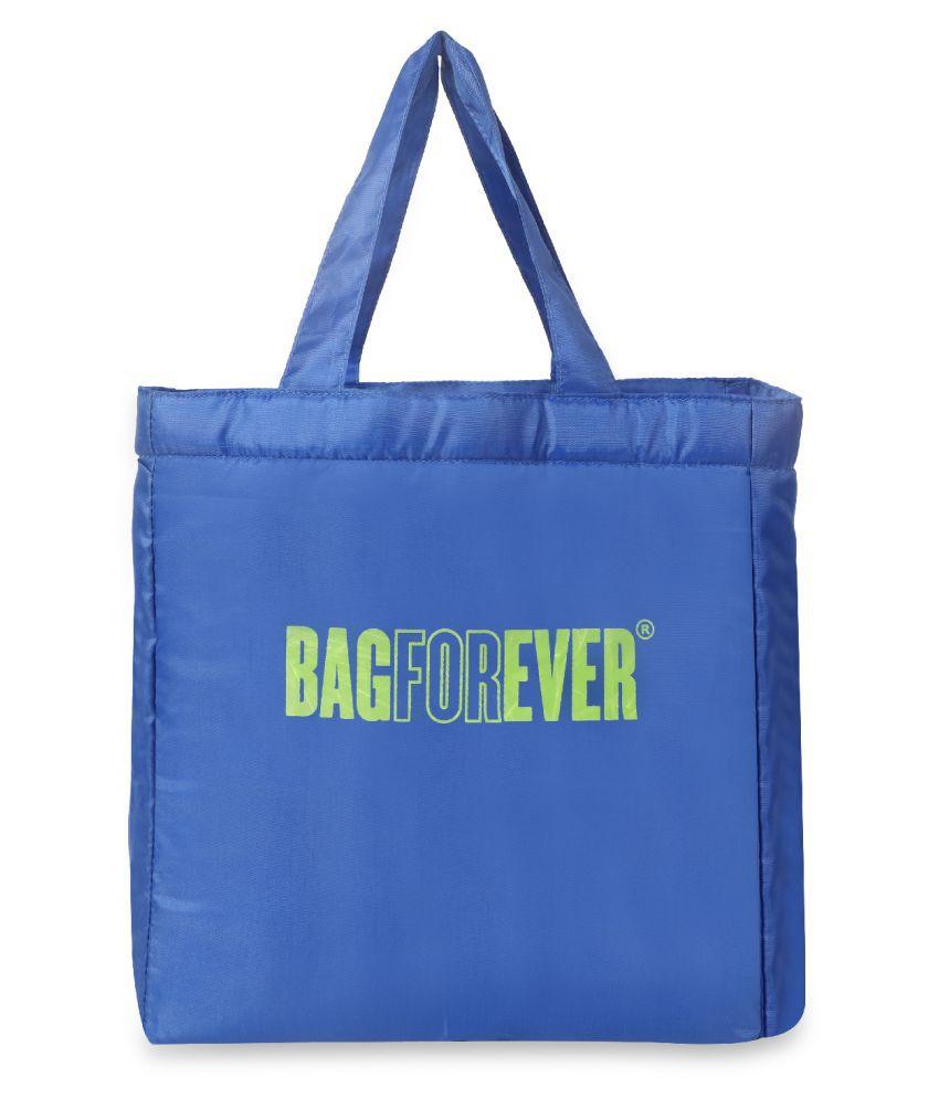 bagforever light blue lunch box buy online at best price