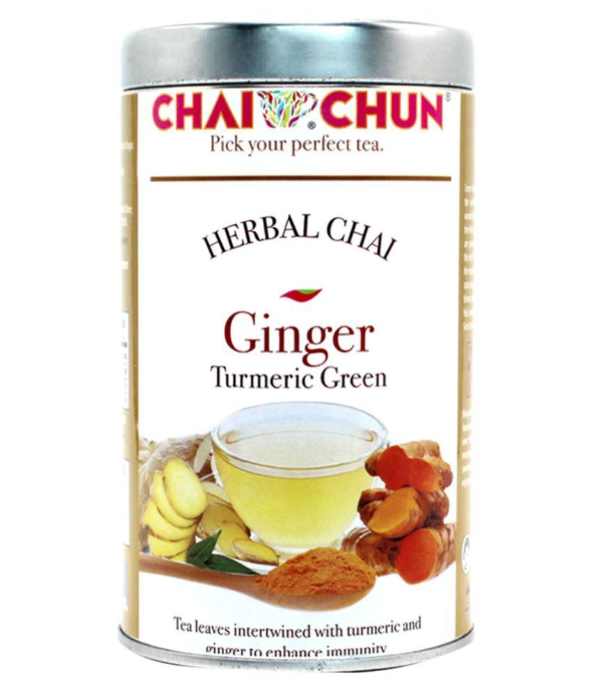 ChaiChun Green Tea Bags 50 gm