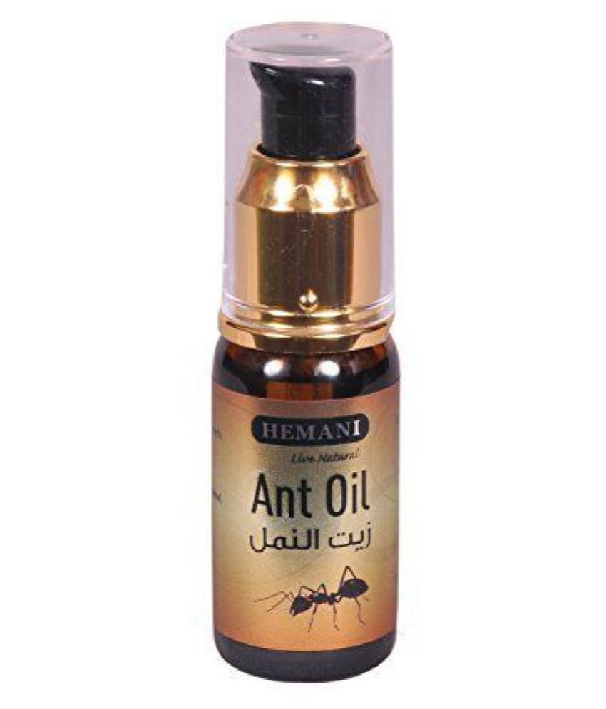 Hemani Natural Under Arm & On the Arm Hair Removal Oil 30 mL