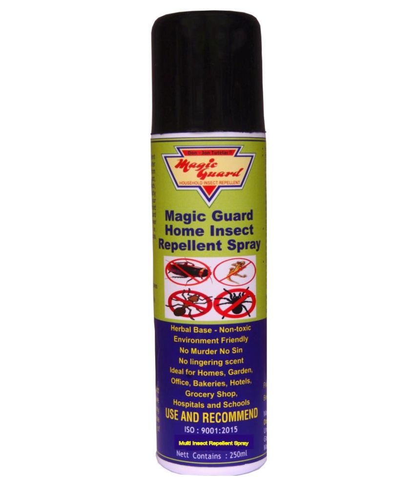 Magic Guard Home Insect Repellent Spray All Insect Spray Jasmine