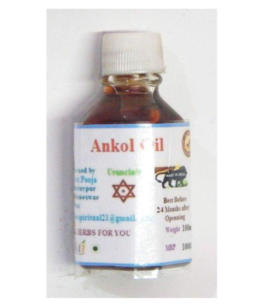 Xetomos Ankol Oil Raw Herbs 10 gm