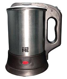 Home&Me Electric kettle 1.7 Liter 1000 Watt Stainless Steel Electric Kettle