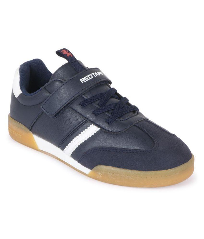 Red Tape Kids Navy Sneakers