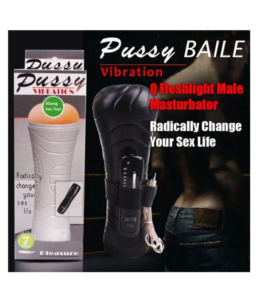 KAMAHOUSE Flashlight Masturbator Sex toy for men with 7