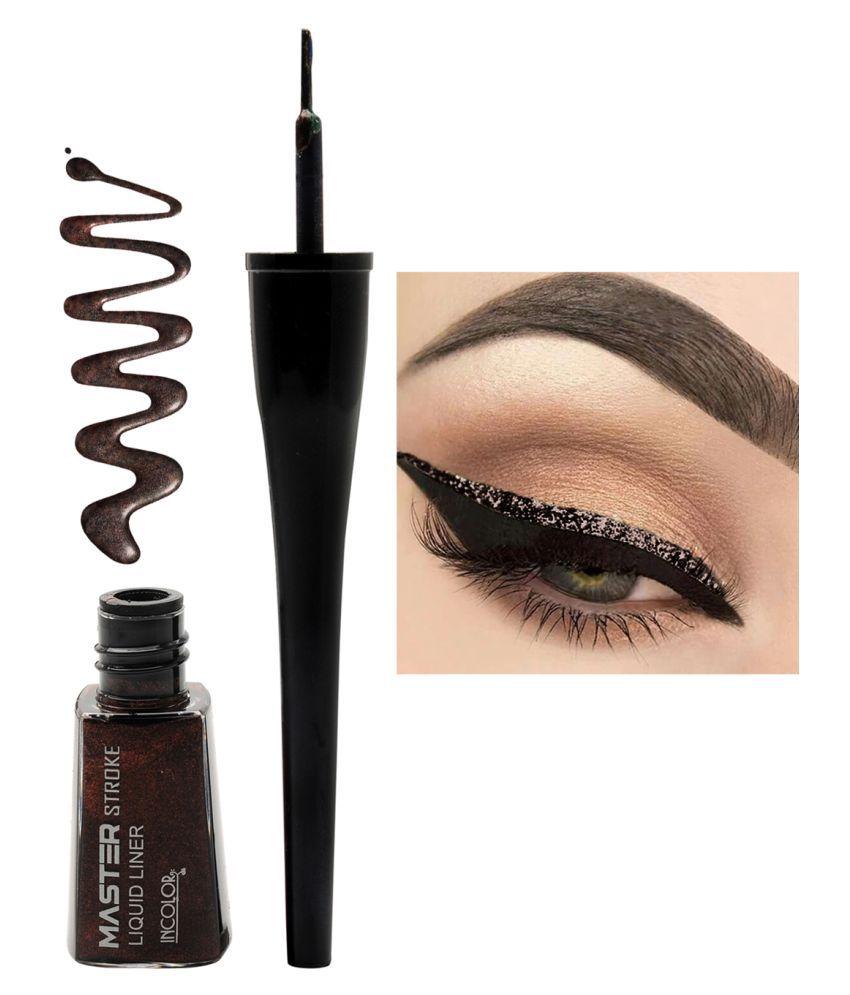 Incolor Liquid Eyeliner Bronze 6 mL