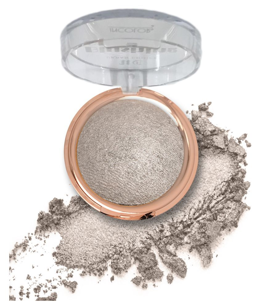 Incolor Pressed Powder Blush Silver 9 g