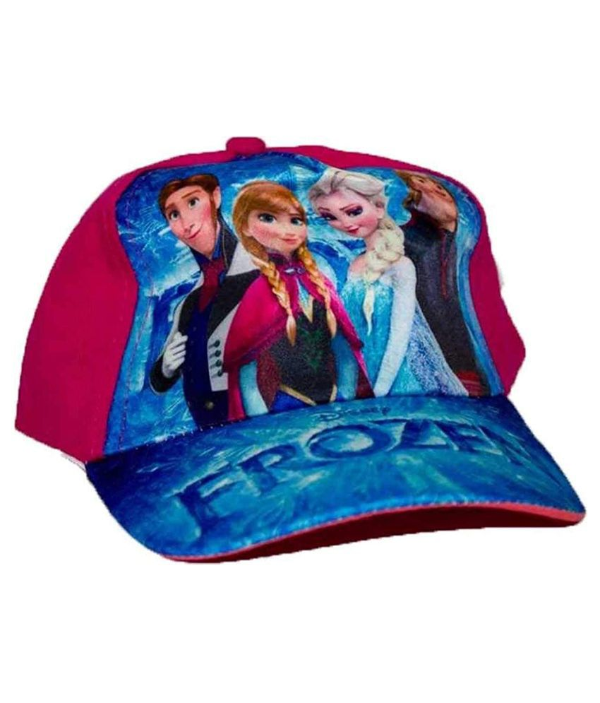 Gifthouse Unicorn Frozen Cap for Boys and Girls (Multicolour)