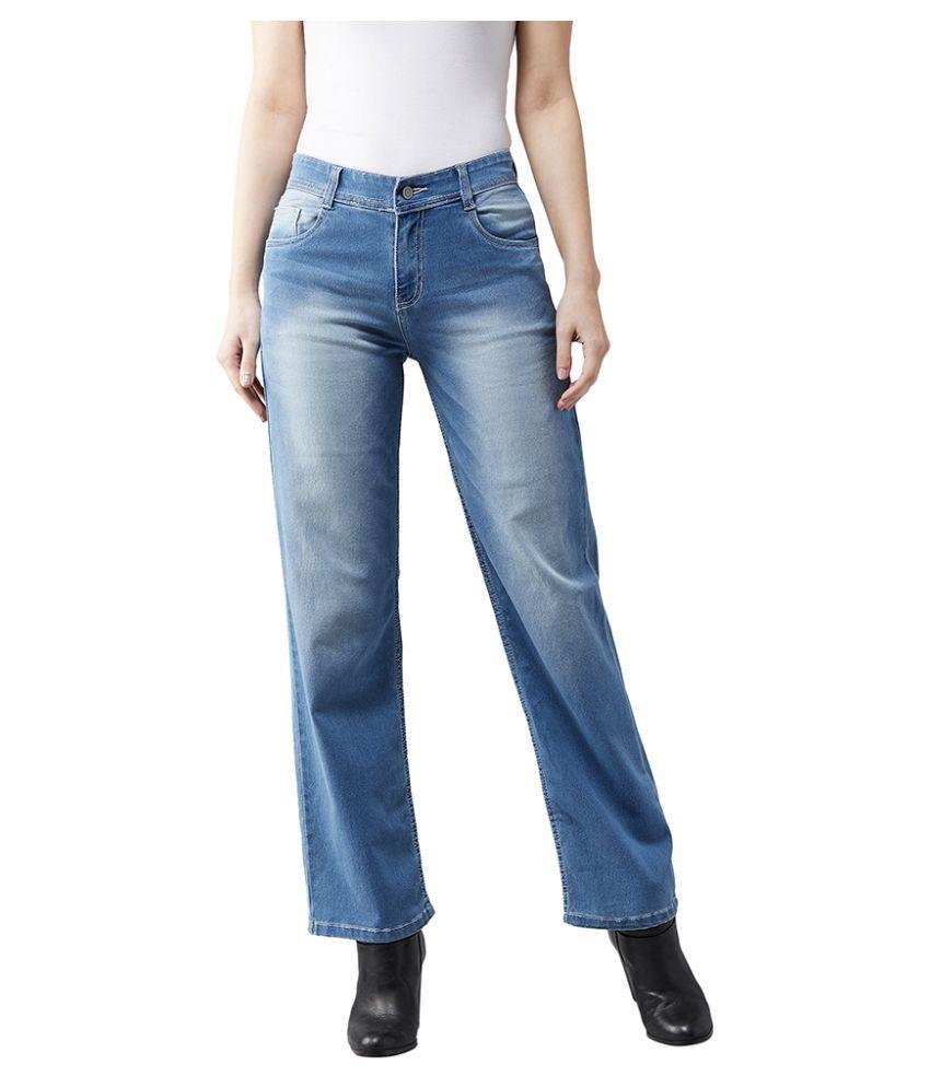 Dolce Crudo Denim Jeans - Blue