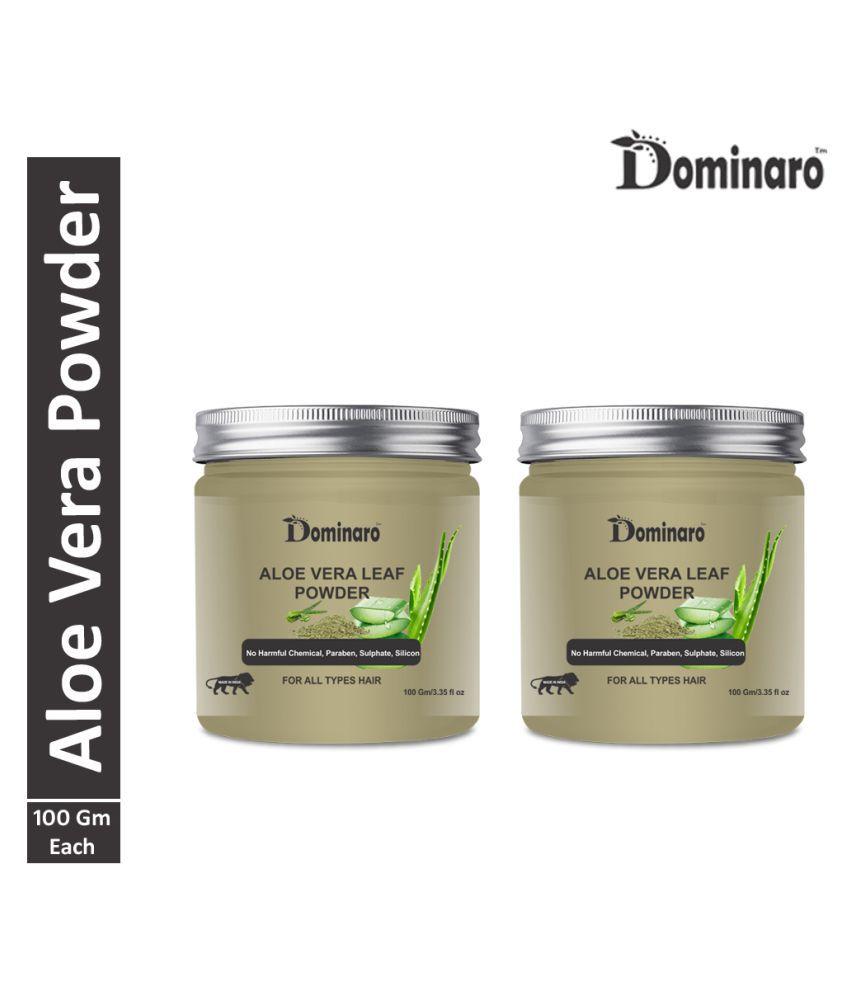 100 % Pure Aloevera Leaf Powder 200gm