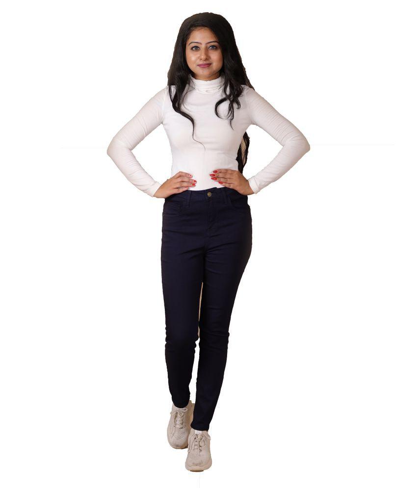 HELLWA Denim Jeans - Navy