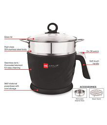 Cello MULTI COOKER100A 1.2 Ltr Electric Cooker