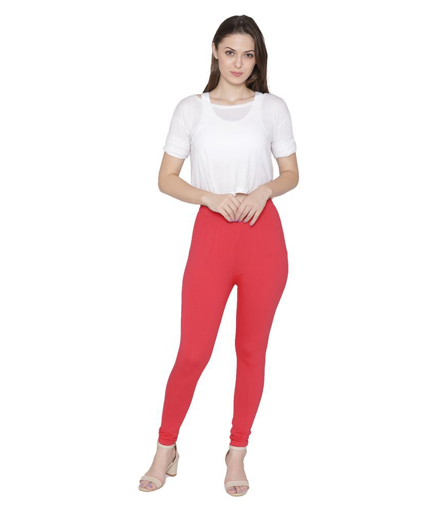 Avenew Fashions Cotton Lycra Single Leggings