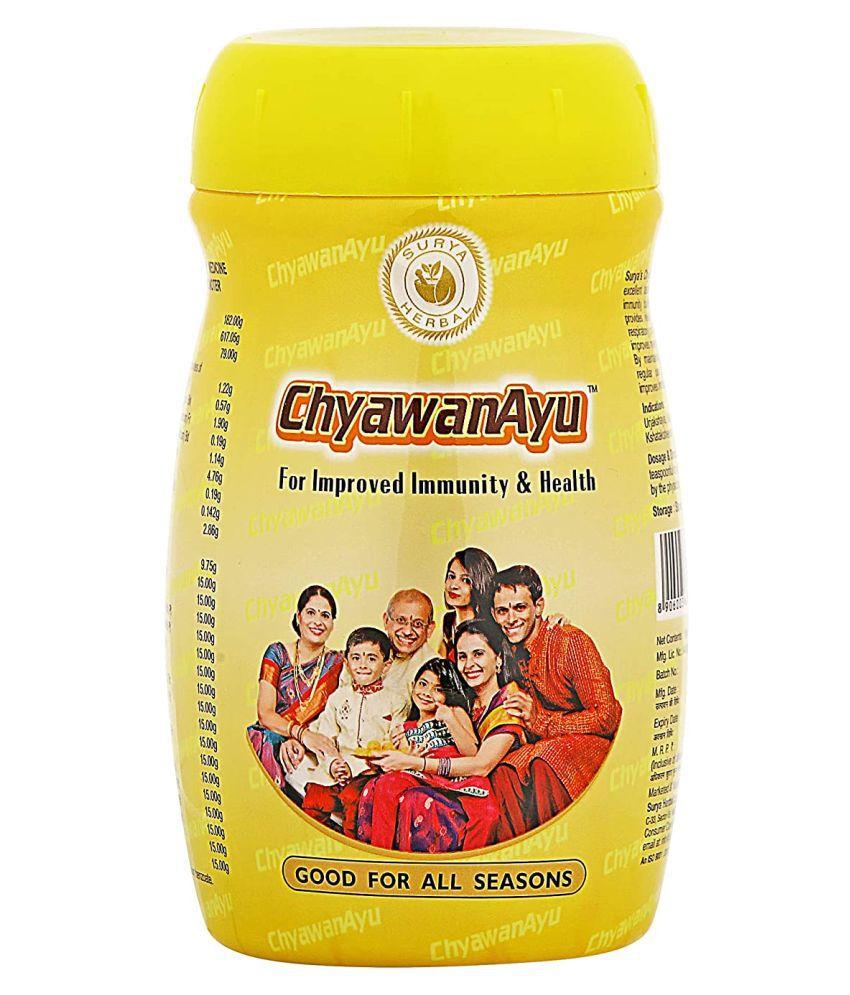 HerbRoot ChyawanAyu 1 kg Paste 1 kg Pack Of 1