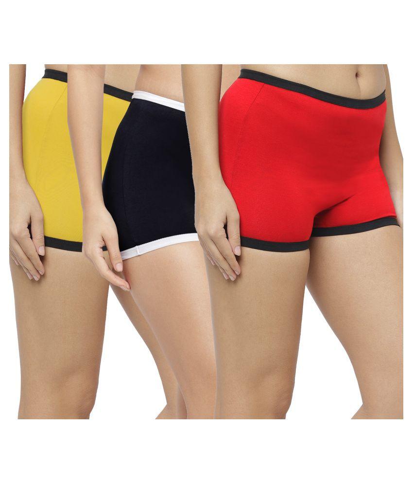 N-Gal Cotton Boy Shorts
