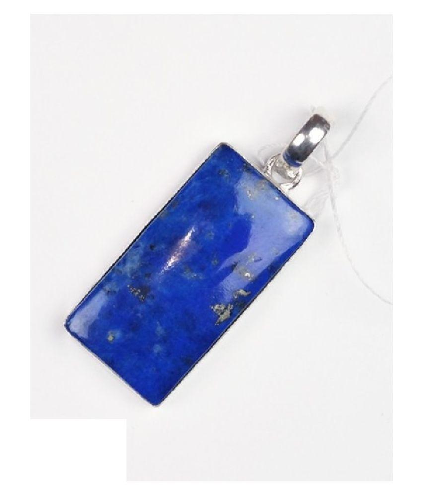 lapis lazuli  Pendant8.25 carat by  Ratan Bazaar