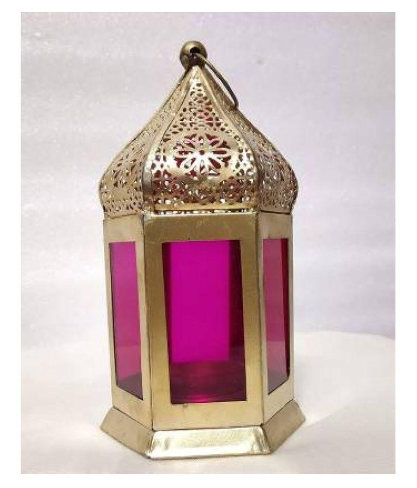 Ratan's Pink Wax Tea Light - Pack of 1