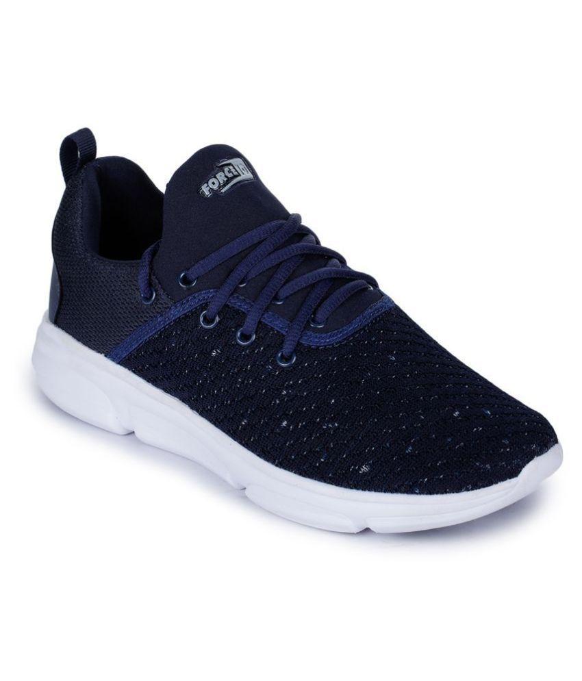 Liberty Navy Running Shoes