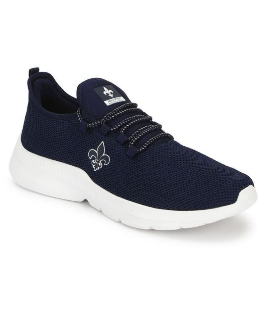 Bond Street By Red Tape Walking Navy Running Shoes