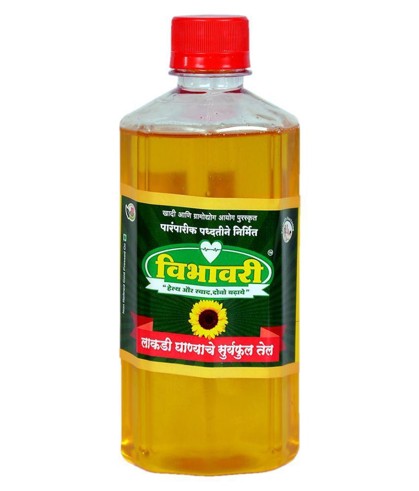 Vibhavari Sunflower Oil 500 mL