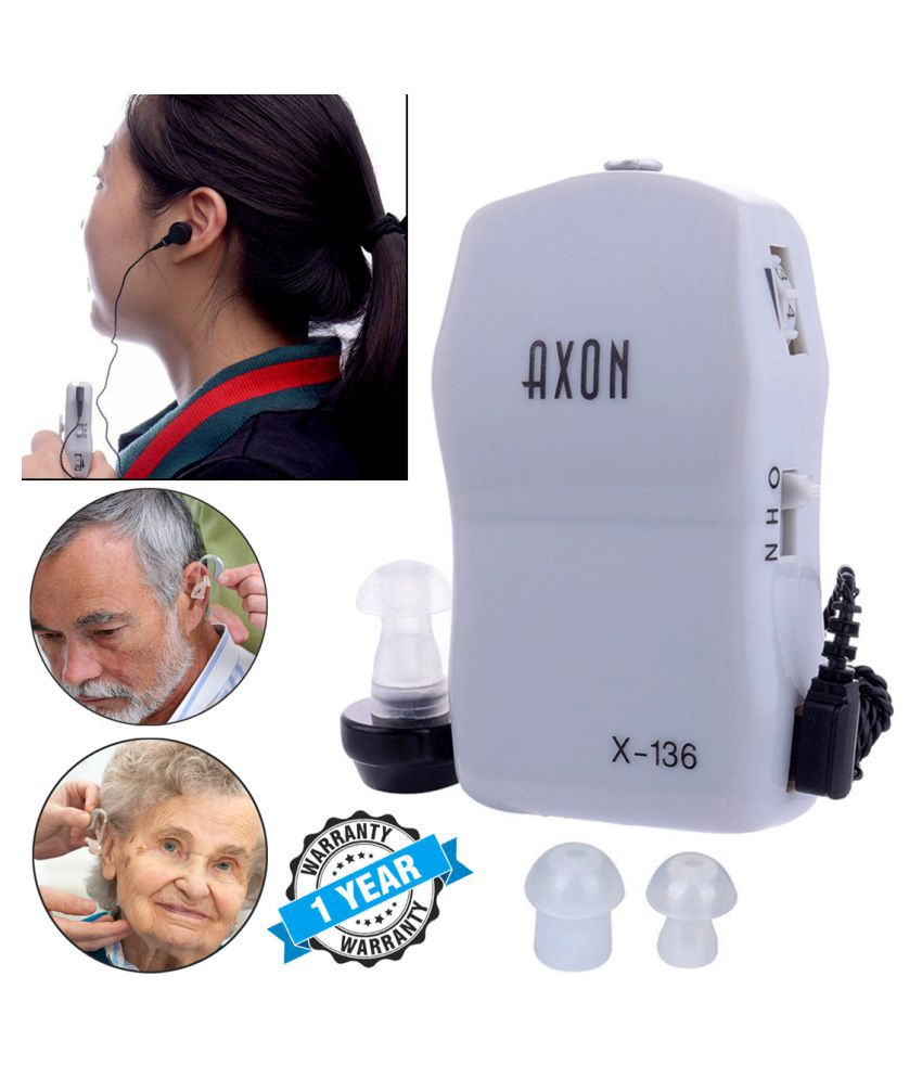 SDM Digital Superior Sound Voice Enhancement Amplifier Device Hearing Aid Sound Booster Pocket Hearing Aid